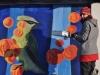 """Oroński mural """"Spełnione Marzenia"""""""