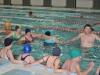 Seniorzy na basenie